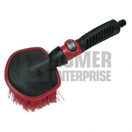 FLOW-THRU CAR CLEANING BRUSH A-210