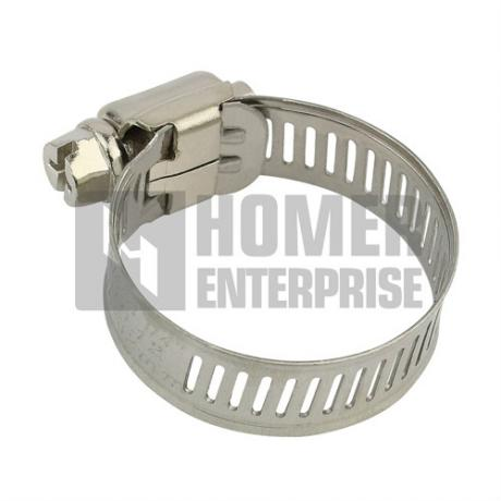 STAINLESS STEEL HOSE CLAMP HS-12S